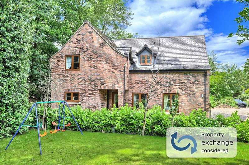 5 Bedrooms Detached House for sale in The Woodlands, Gypsy Lane