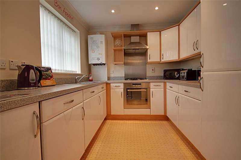 2 Bedrooms Flat for sale in Hillbrook Crescent, Ingleby Barwick