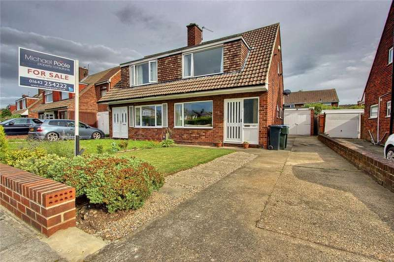 3 Bedrooms Semi Detached House for sale in Trimdon Avenue, Acklam