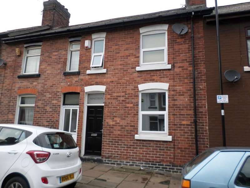4 Bedrooms Terraced House for rent in Midland Street, Sheffield