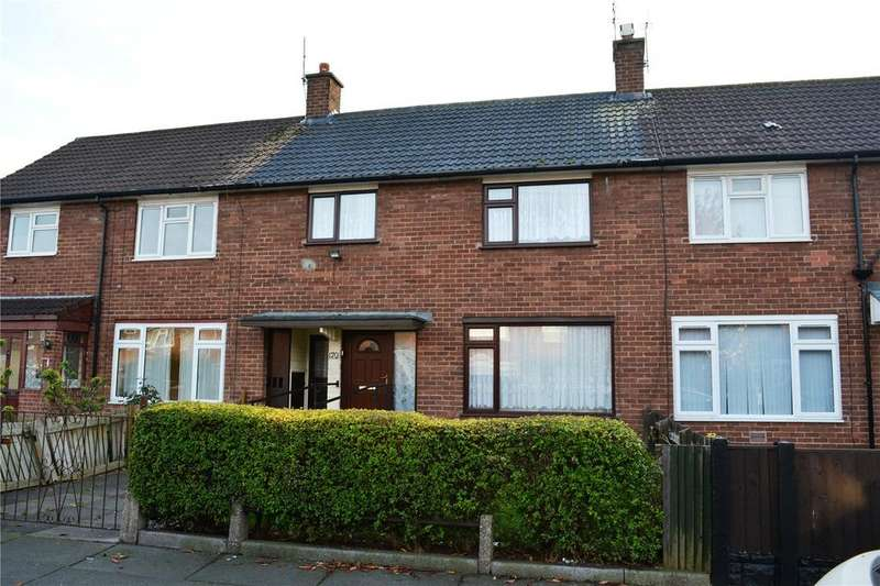 3 Bedrooms Terraced House for sale in Hartsbourne Avenue, Liverpool, Merseyside, L25