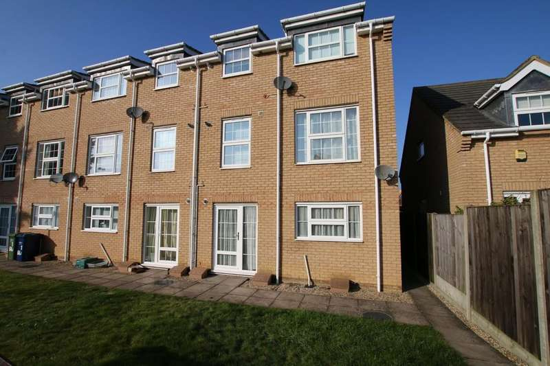 1 Bedroom Ground Flat for sale in Huntingdon Road, Chatteris