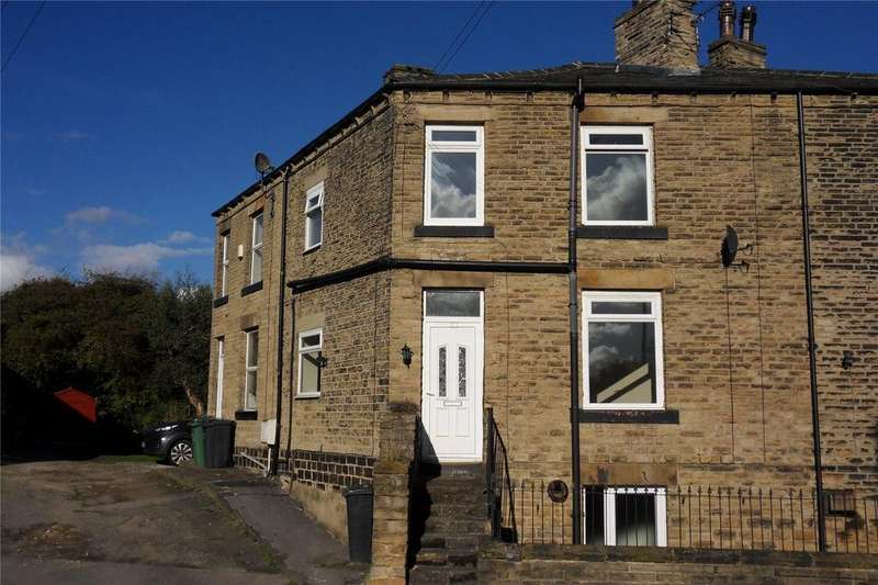 2 Bedrooms Terraced House for sale in Shill Bank Lane, Mirfield, West Yorkshire, WF14