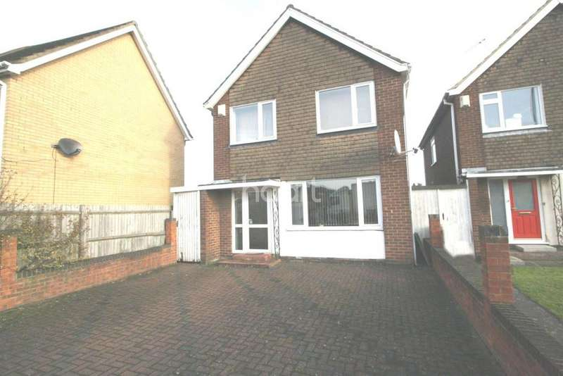 3 Bedrooms Detached House for sale in Detached in leagrave