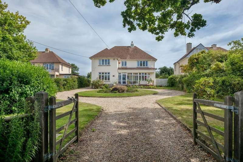 4 Bedrooms Detached House for sale in Fishbourne Lane, Fishbourne
