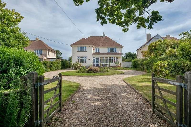 4 Bedrooms Detached House for sale in Fishbourne Lane, Fishbourne