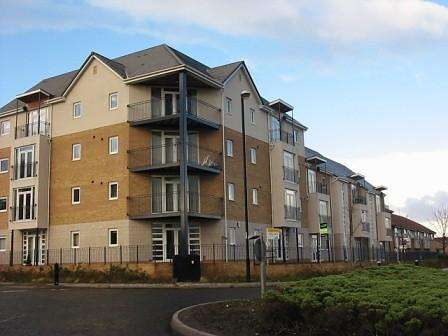 2 Bedrooms Apartment Flat for sale in Brandling Court, Hackworth Way, North Shields