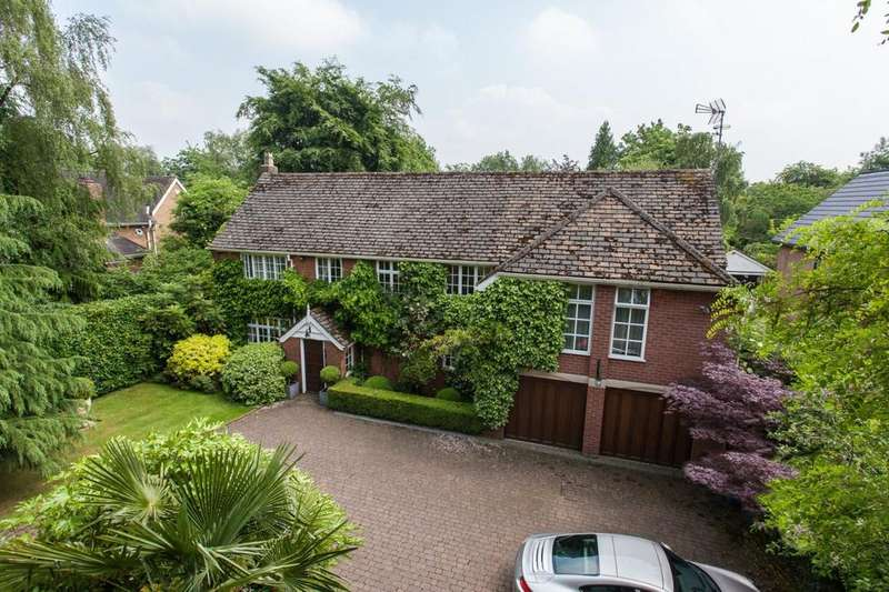 5 Bedrooms Detached House for sale in Bow Green Road, Bowdon
