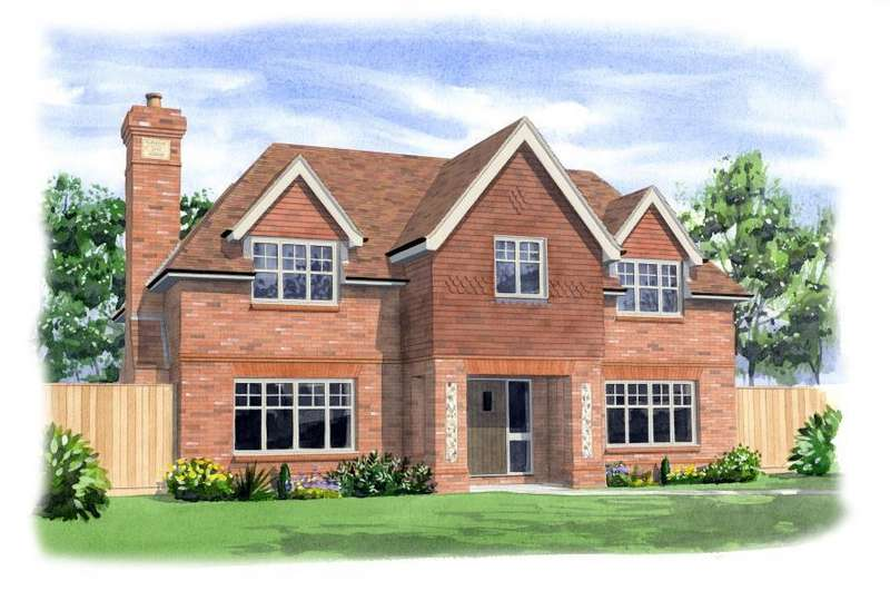 4 Bedrooms Detached House for sale in Thorpe Village