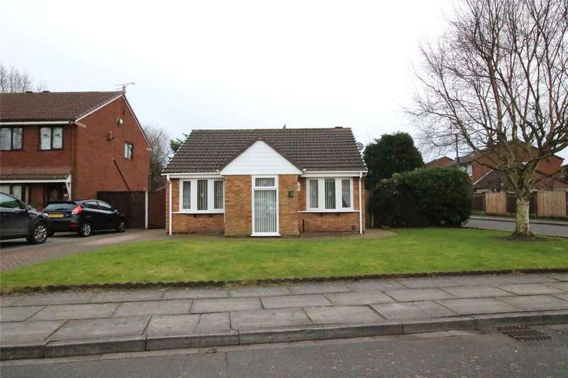 2 Bedrooms Detached Bungalow for sale in Haddon Walk, Liverpool, Merseyside, L12