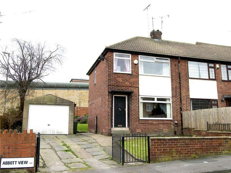 3 Bedrooms Terraced House for sale in Abbott View, Leeds, West Yorkshire