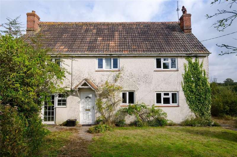 4 Bedrooms Detached House for sale in The Green, Great Cheverell, Devizes, Wiltshire, SN10