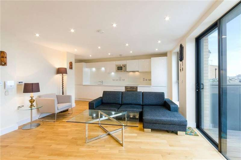 3 Bedrooms Flat for sale in Arc House, 16 Maltby Street, London, SE1