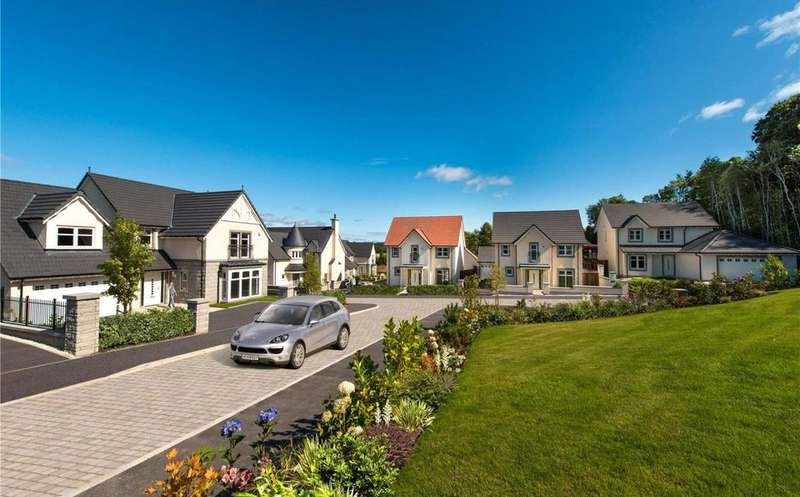 5 Bedrooms Detached House for sale in Plot 33 The Strathearn, Aberdeen, AB12