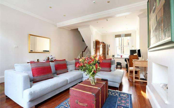 5 Bedrooms Terraced House for sale in Warriner Gardens, Battersea, London, SW11