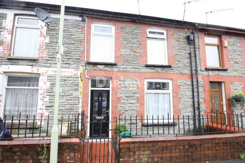 3 Bedrooms Terraced House for sale in Dyfodwg St, Treorchy