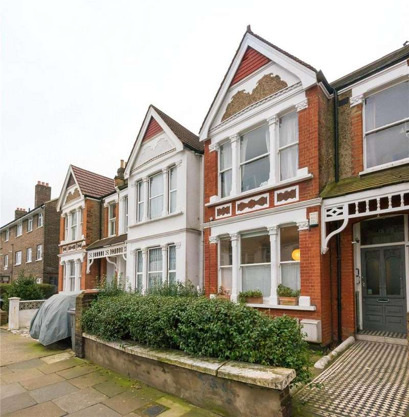 2 Bedrooms Flat for sale in Holland Road, London, NW10