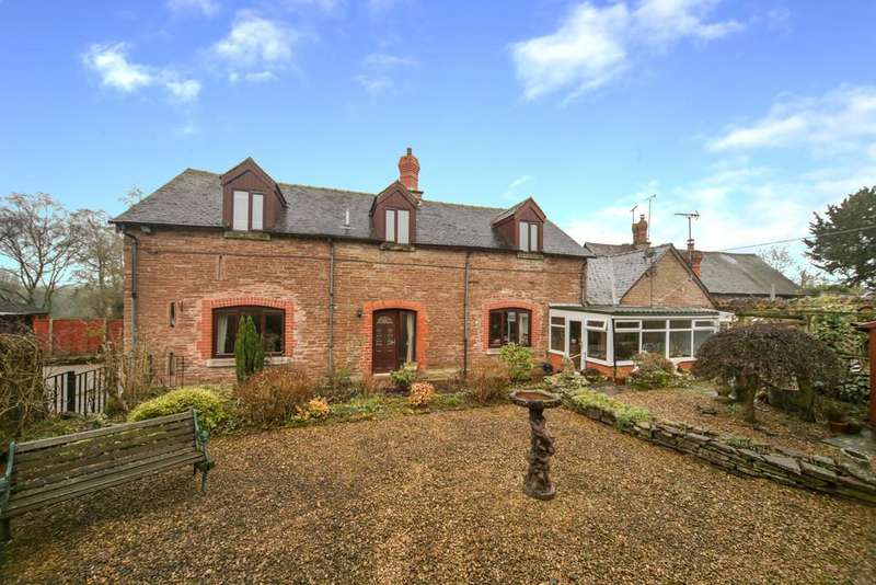 3 Bedrooms Barn Conversion Character Property for sale in Hatfield, Leominster
