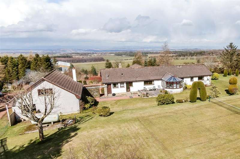 4 Bedrooms Detached Bungalow for sale in Kirknewton, Midlothian