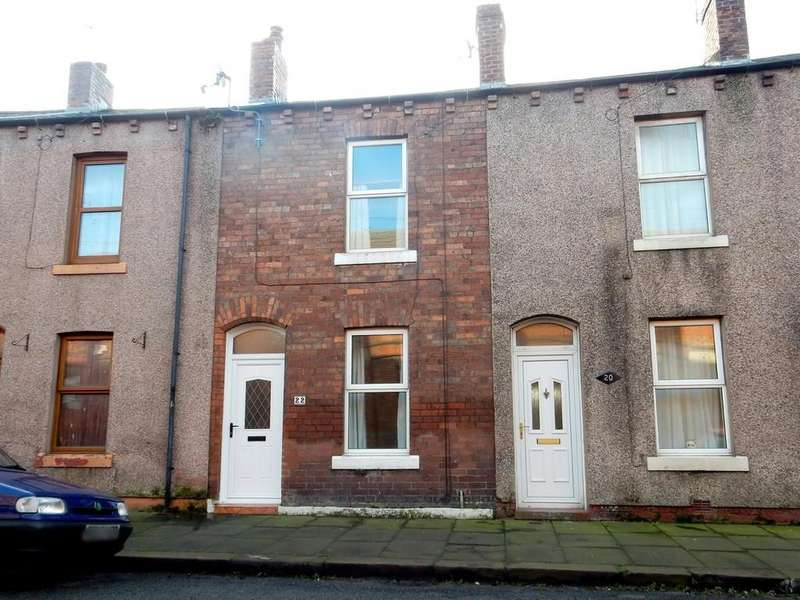 2 Bedrooms Terraced House for sale in Morton Street, Carlisle