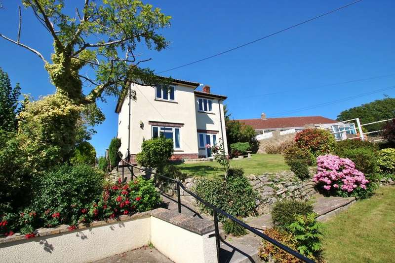 3 Bedrooms Detached House for sale in The Roman Way, Glastonbury