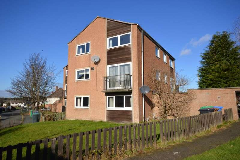 3 Bedrooms Flat for sale in Mcgrigor Road, Rosyth, Dunfermline, KY11