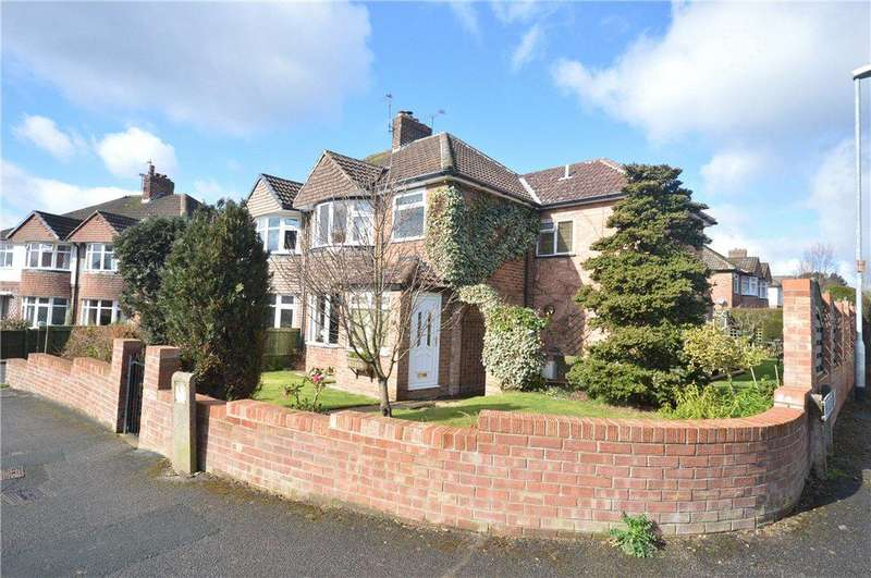 4 Bedrooms Semi Detached House for sale in Winding Way, Alwoodley, Leeds