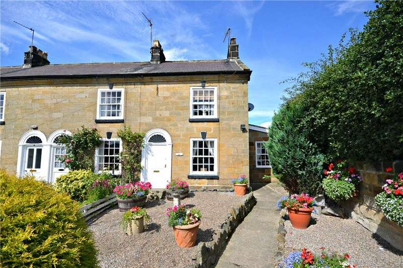 3 Bedrooms End Of Terrace House for sale in West End, Stokesley, North Yorkshire