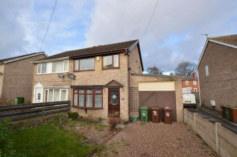 3 Bedrooms Semi Detached House for sale in Stafford Terrace, Wakefield, West Yorkshire
