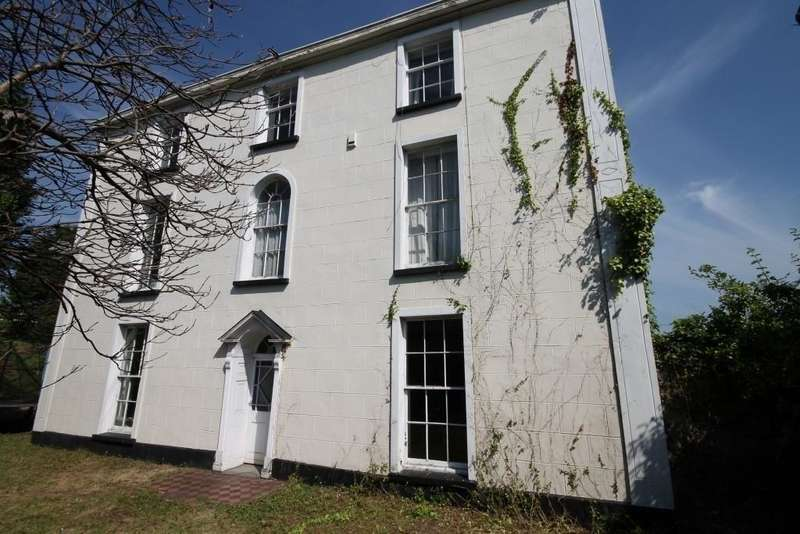 8 Bedrooms Detached House for sale in Lower Hardwick, Mount Pleasant, Chepstow