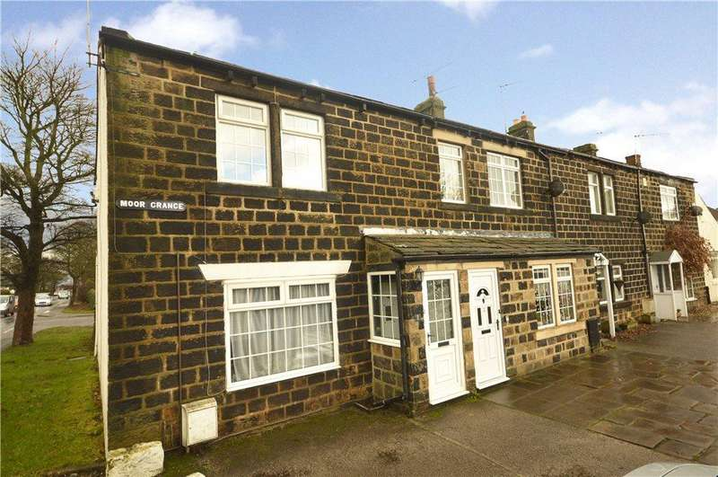 2 Bedrooms Terraced House for sale in Moor Grange, Yeadon, Leeds, West Yorkshire