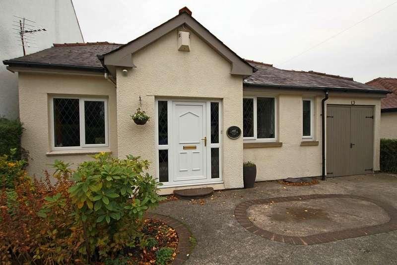 4 Bedrooms Detached Bungalow for sale in Manor Lane, Penwortham, Preston