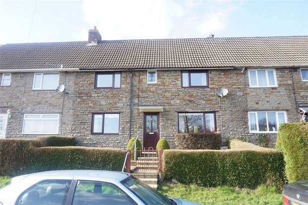 3 Bedrooms Terraced House for sale in Penylan Terrace, Newbridge, NEWPORT, Caerphilly