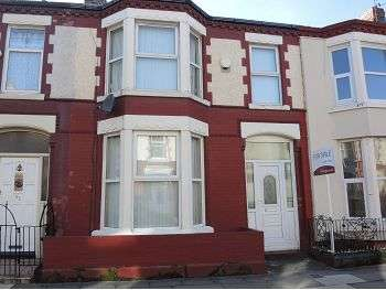 3 Bedrooms Terraced House for sale in Woodhall Road, Old Swan, Liverpool