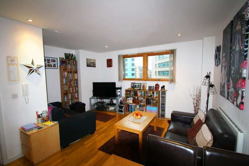 2 Bedrooms Apartment Flat for sale in GATEWAY NORTH, LEEDS, LS9 8BX