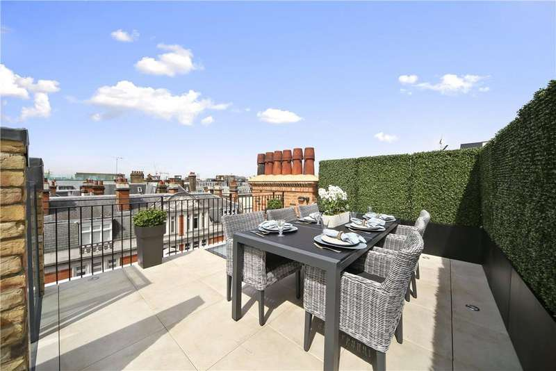 3 Bedrooms Maisonette Flat for sale in The Fitzbourne, 91 New Cavendish Street, London, W1W