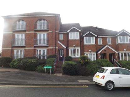 2 Bedrooms Flat for sale in Pryor Road, Oldbury, West Midlands