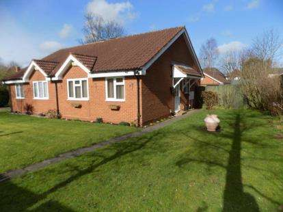 2 Bedrooms Bungalow for sale in Sunningdale Close, Sutton Coldfield, West Midlands