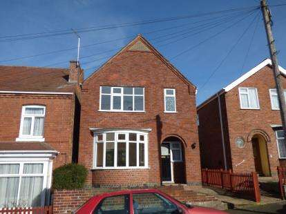 3 Bedrooms Detached House for sale in Saxon Street, Burton-On-Trent, Staffordshire