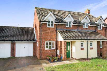 3 Bedrooms Semi Detached House for sale in Reedham, Norwich, Norfolk