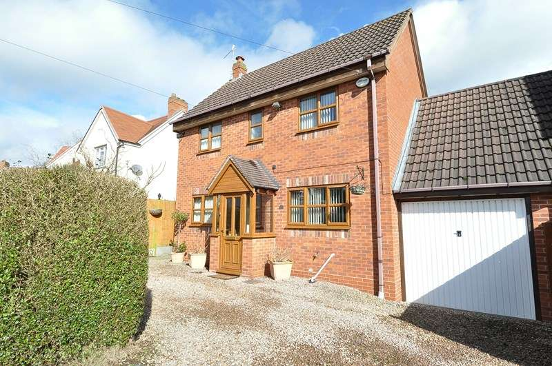 3 Bedrooms Link Detached House for sale in King Edward Road, Bromsgrove