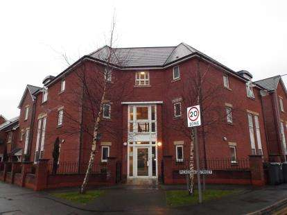 2 Bedrooms Flat for sale in Bold Street, Hulme, Manchester, Greater Manchester