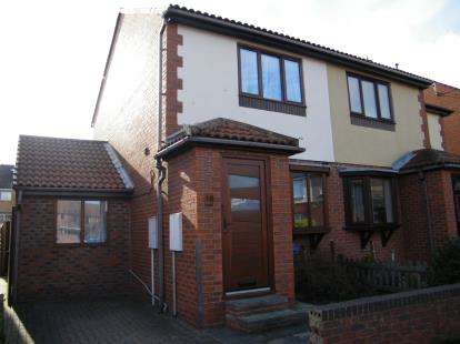 2 Bedrooms Semi Detached House for sale in Blenheim Avenue, Whitby, North Yorkshire