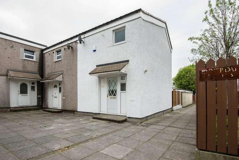 2 Bedrooms Semi Detached House for sale in Ennerdale, Skelmersdale
