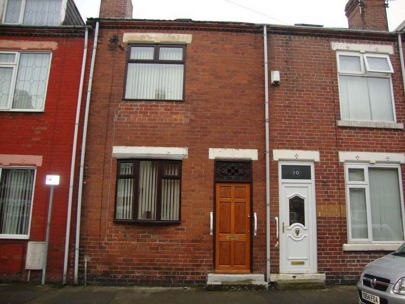 2 Bedrooms Terraced House for sale in Centre St, South Elmsall, South Elmsall, Pontefract, 2RU