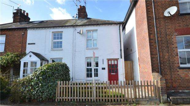 2 Bedrooms End Of Terrace House for sale in Riley Cottages, High Road, Cookham