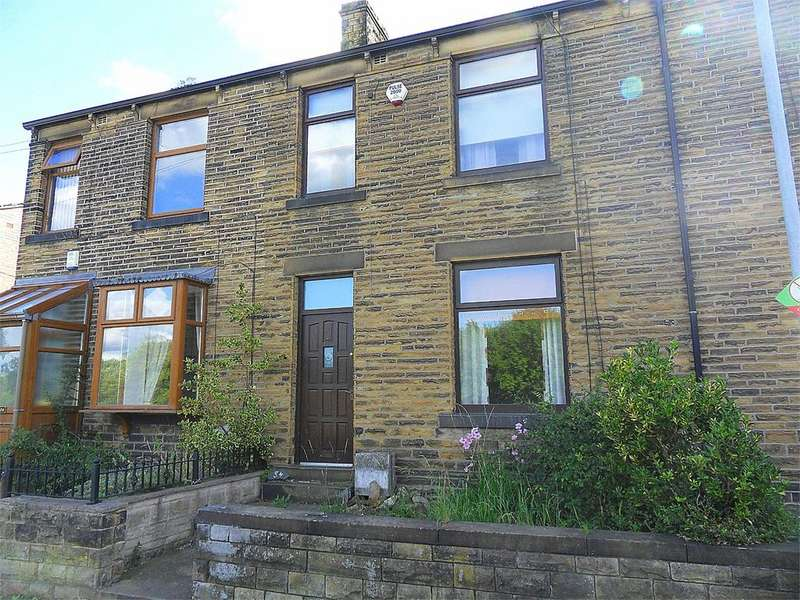 3 Bedrooms Terraced House for sale in Shill Bank Lane, Mirfield, West Yorkshire, WF14