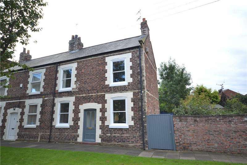 3 Bedrooms End Of Terrace House for sale in Bridge Street, Yarm, Stockton On Tees
