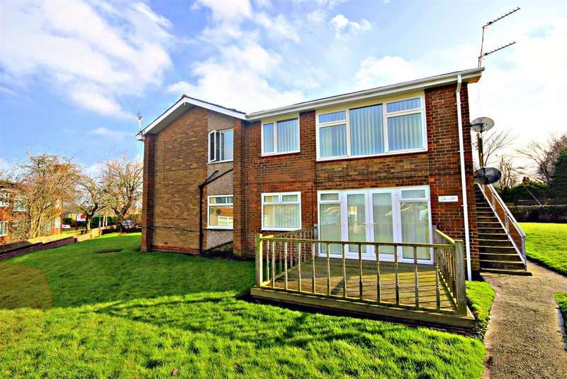 1 Bedroom Flat for sale in Abington, Ouston, Chester Le Street