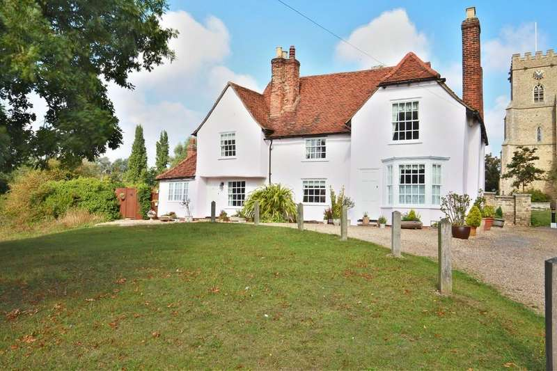 4 Bedrooms Detached House for sale in Chipping Hill, Witham
